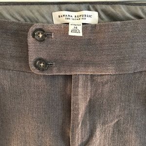 Banana Republic Sloan trousers